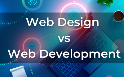 Web Design vs Web Development: How to know the difference!